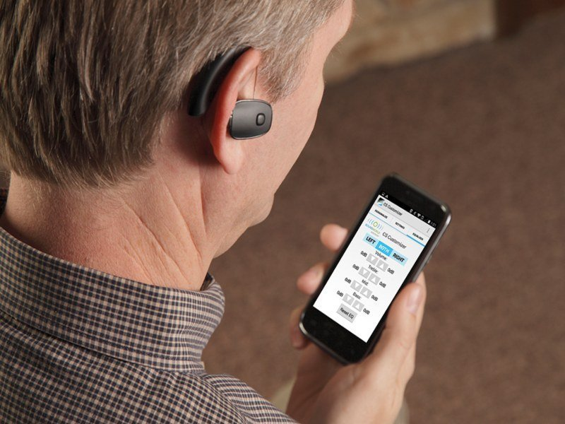 free phones for hearing impaired people