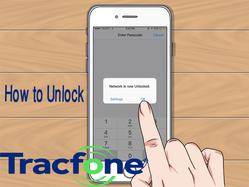 How to Unlock a TracFone
