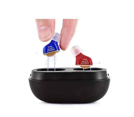 TKING Rechargeable hearing Amplifier