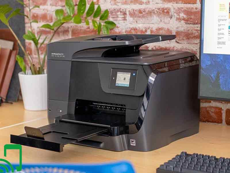 Color Laser Printer All in One