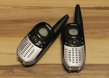 Long Range Walkie Talkie 100 KM