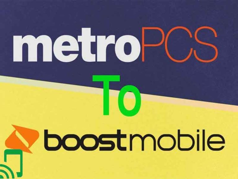 How to Switch From Metropcs To Boost Mobile And Get Your Free Phone