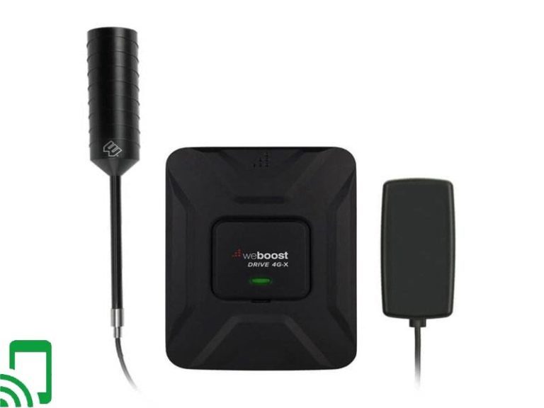 The weBoost Drive 4G-X OTR (470210) Cell Phone Signal Booster