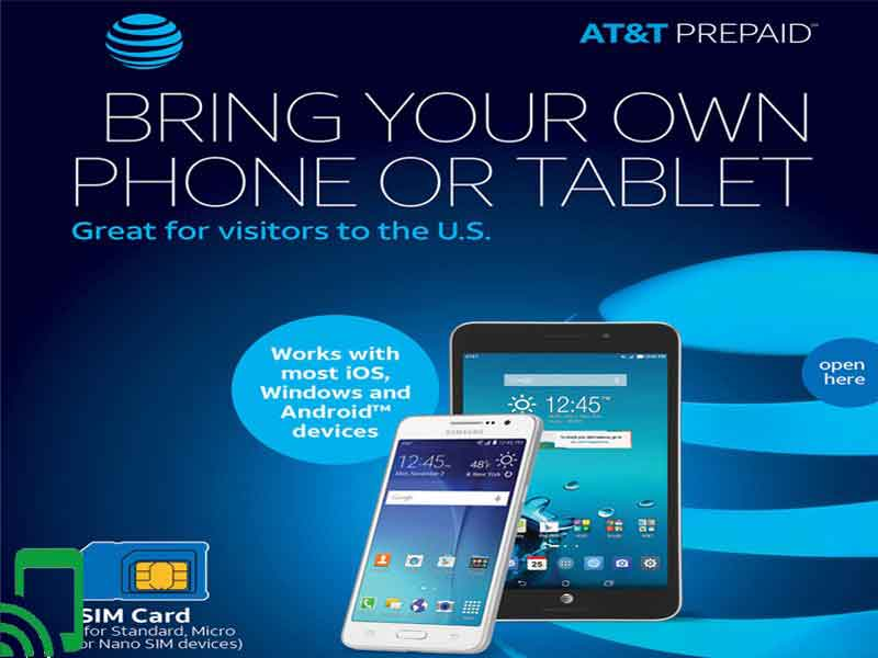 AT&T Bring Your Own Phone