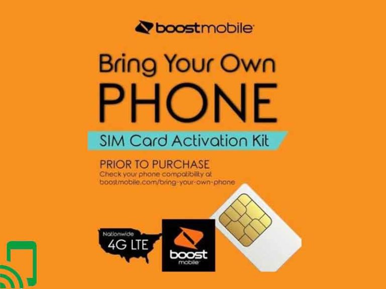 The Boost Mobile Bring Your Own Phone Plans