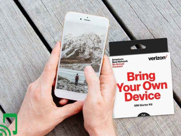 Everything You Need to Know About Bringing Your Own Device to Verizon