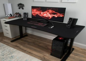 Computer Gaming Table Desk