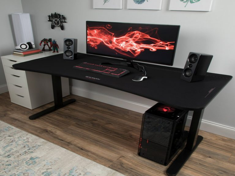 The Best 7 Computer Gaming Table Desk Reviews and Buying Guide