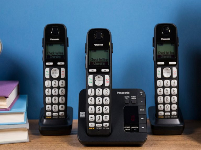 The 7 Best Cordless Phones With Answering Machine