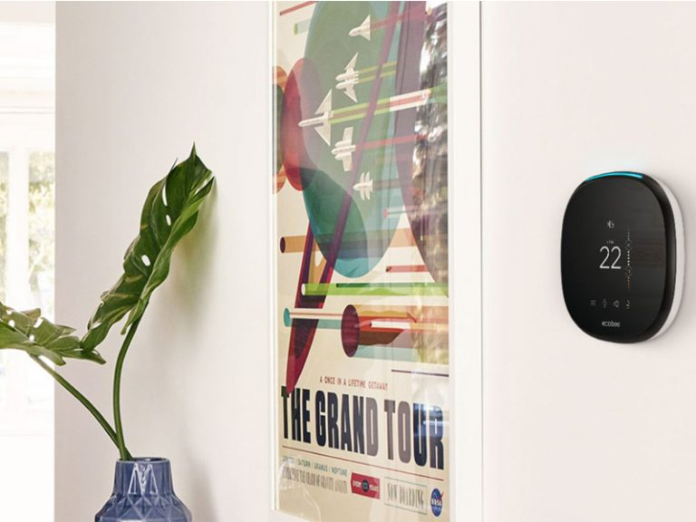 Ecobee 4 Smart Thermostat With Built-In Alexa Reviews