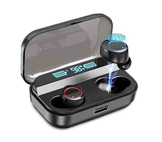 Kissral Bluetooth 5.0 Wireless Earbuds