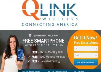 Qlink Wireless Free Government Phone