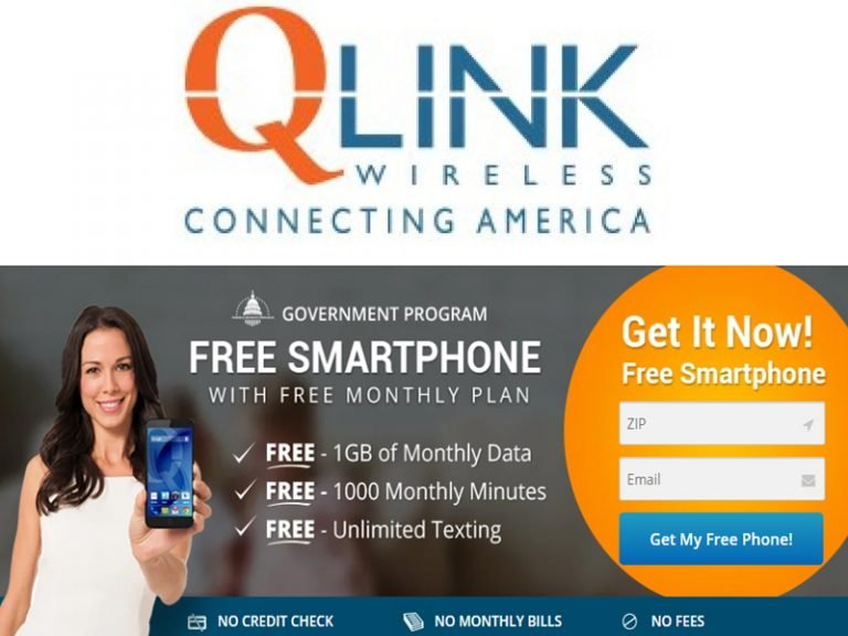 How To Get Qlink Wireless Free Government Phone