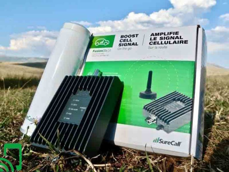 The SureCall Fusion2Go 3.0 Cell Phone Signal Booster Reviews