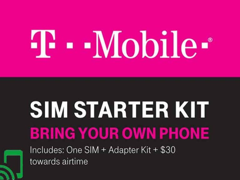 Easy Guide T-Mobile Bring Your Own Phone