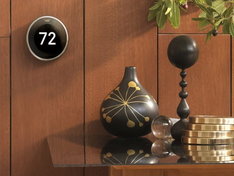Google T3 NestS Nest Learning Thermostat