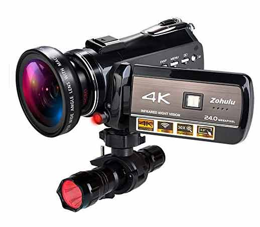Ancter Camcorder