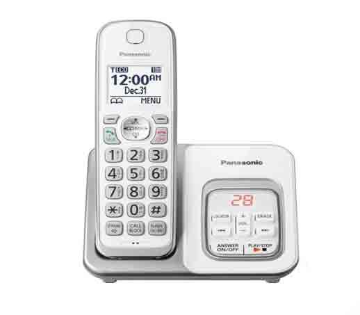 Panasonic DECT 6.0-KXTGD53