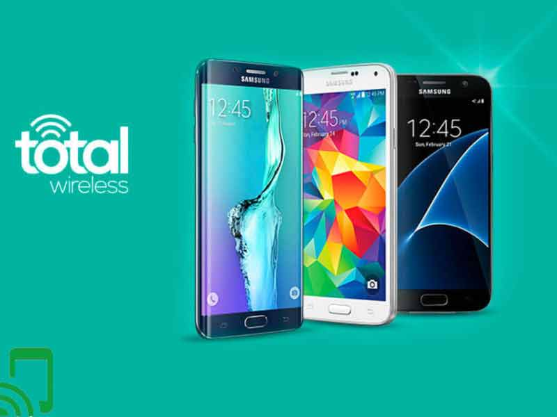 Total Wireless Family Plans