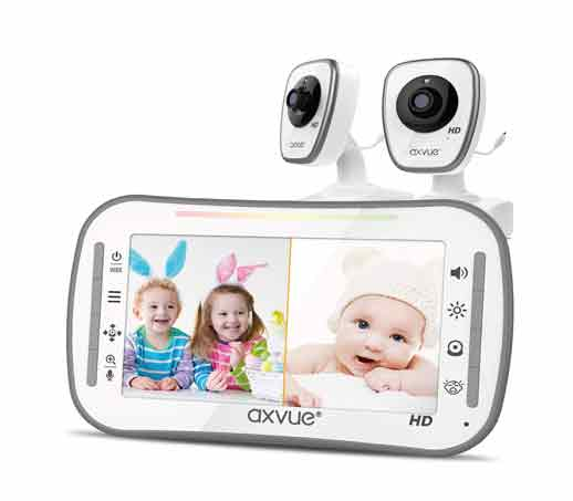 Video Baby Monitor AXVUE