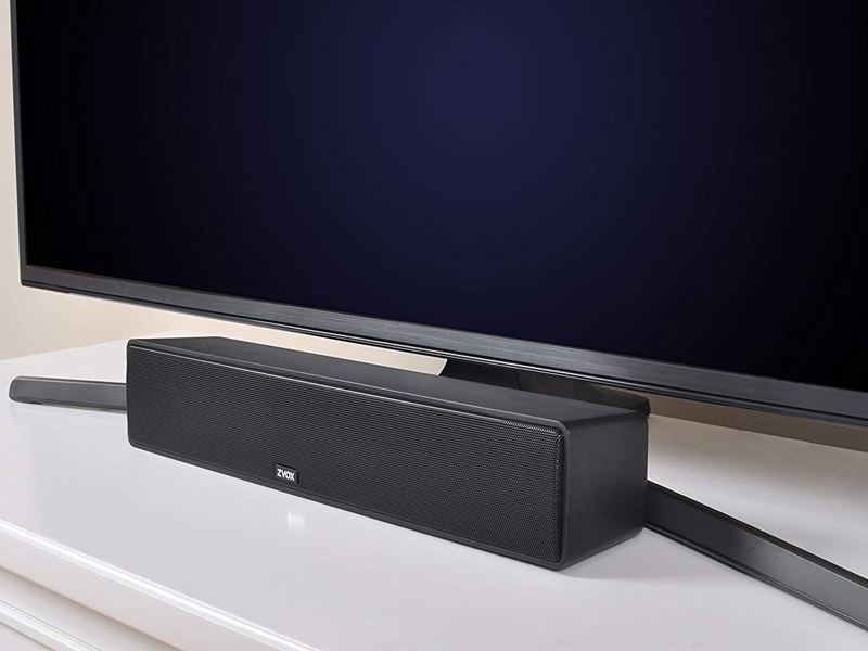 ZVOX AV155 Accuvoice TV Soundbar