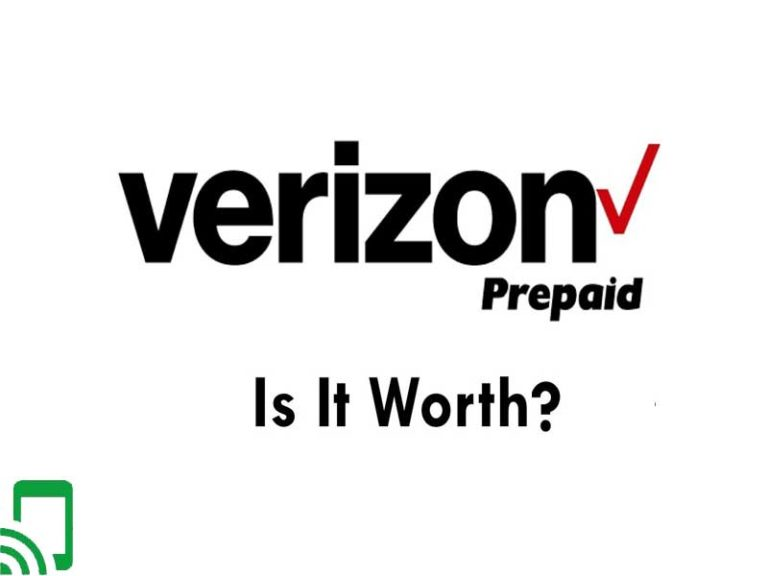 The Verizon Prepaid Cell Phone Plans (2021 Updated)