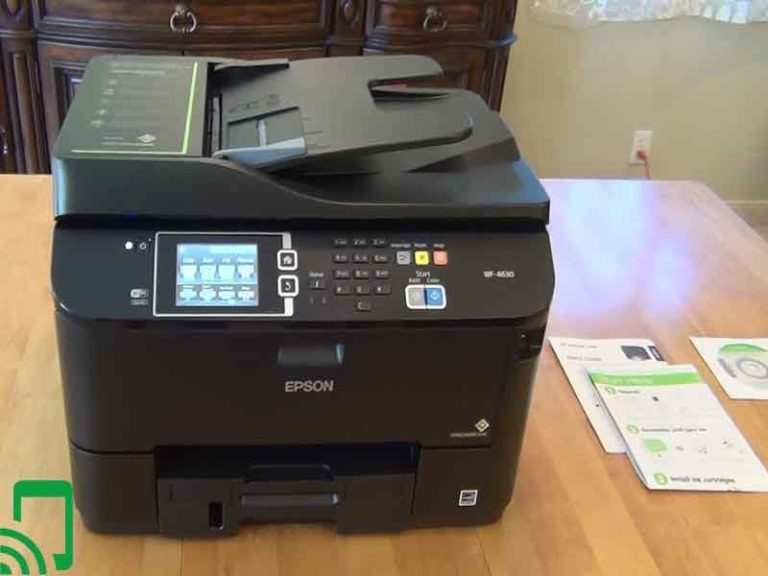 The Epson Workforce Pro WF 4630 Review