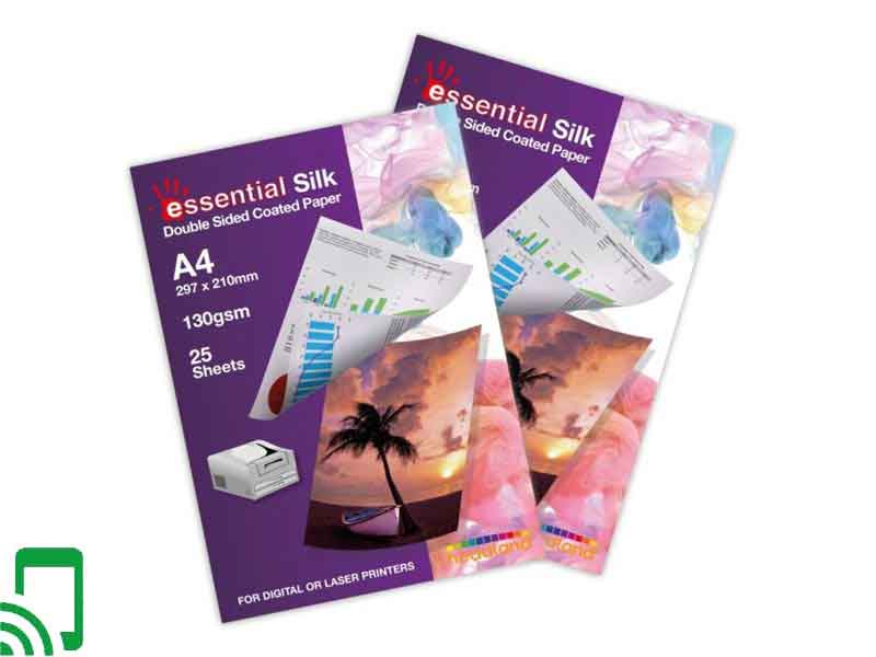 Photo Papers for Laser Printers