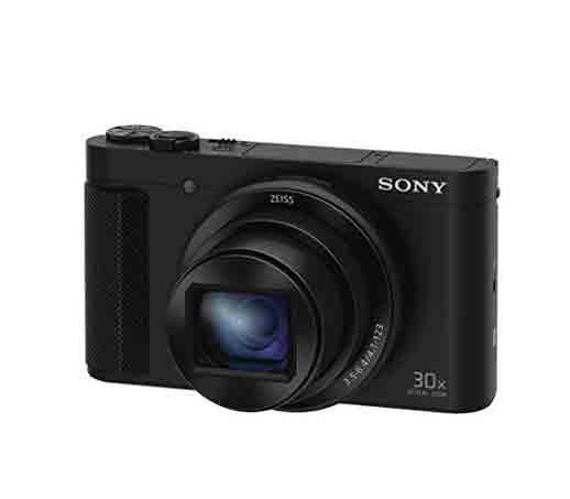 Sony DSCHX80B High Zoom Point