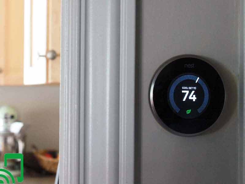 Nest Thermostats for Multiple Zones