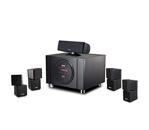 PYLE 5.1 Channel speakers