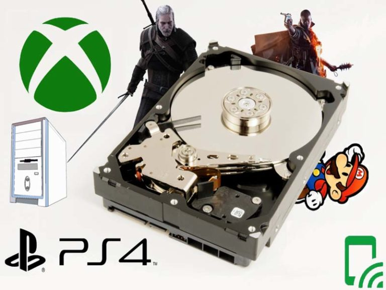 The 7 Best Hard Drive For Gaming PC