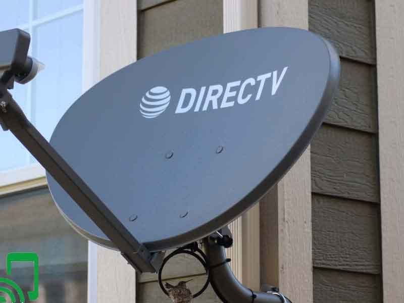DirecTV offer internet service