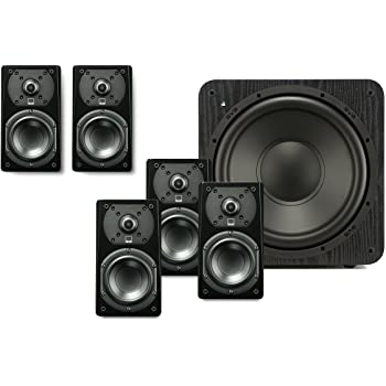 SVS Prime Satellite speakers with subwoofer