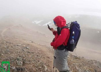 cell phone signal booster for hiking