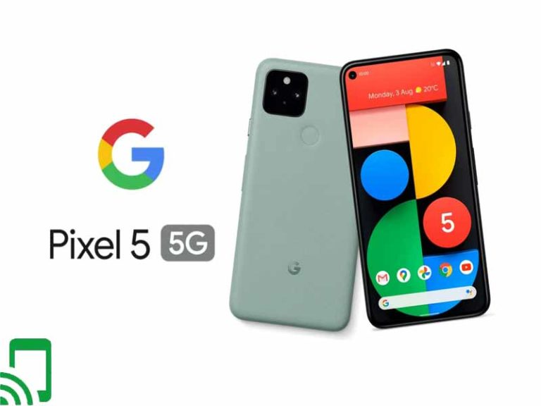 The Google Pixel 5 Full Specification