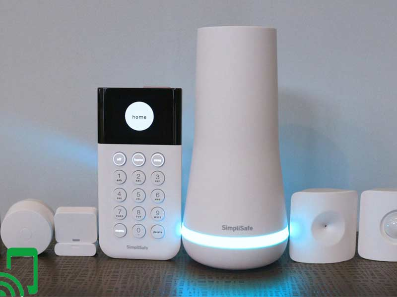 diy home security systems no monthly fee