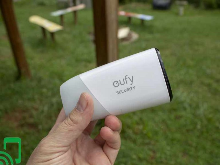 The eufyCam 2 Pro Wireless Home Security Camera System
