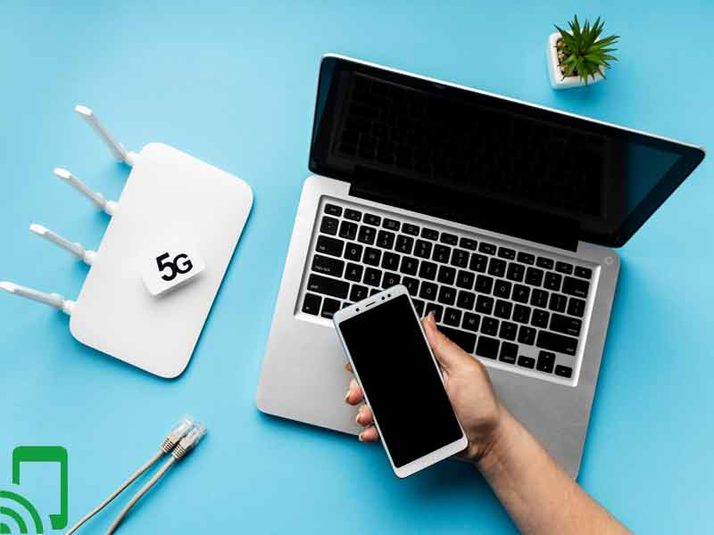 how to get wifi without internet provider